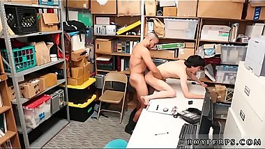 "Muscle gay cops first time 26 year old Hispanic male, 5'_9"", was"