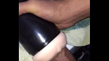 Cum in my fleshlight