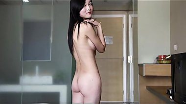 Asian amateur room photo