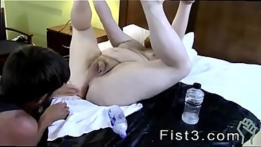 Brazilian twink loves fisting and white twinks gay porn xxx Sky Works