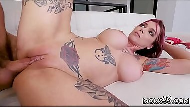 Milf sperm swallow and hot gets seduced xxx Making My Step-Mom Squirt