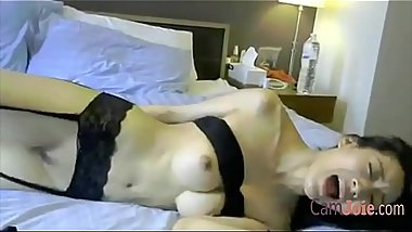 webcam asian forced to orgasm by sex toy