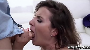 Mom big tits xxx Fucking The Stepcompeer'_s son As Punishment