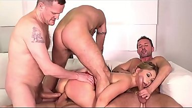 Three dicks in one ass and one in the mouth - it'_s necessary to see - full version on hot-camgirls.xyz