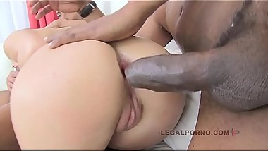 LEGALPORNO FULL SCENE - Double Anal Teens Lina Love &amp_ Zusen Sweet Enjoy assfucking