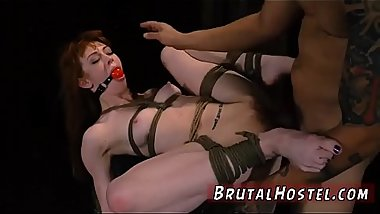 Slave anal bondage gang bang Sexy youthfull girls, Alexa Nova and