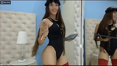 SelenaKlemer-  I have talent to move my ass