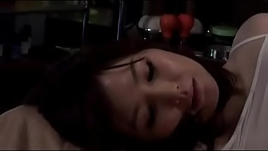 Sexy Asian babes massage